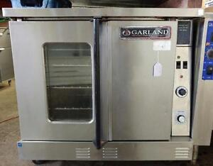 Garland Master Convection Oven
