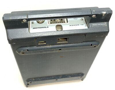 Motorola Mocom 70 Radio Trunk Module Two Way Low Band Police Fire U44bbn-3110a