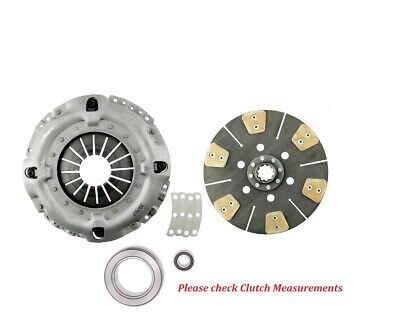 13 Clutch Kit Ford 5110 5610s 5640 6410 6610s 6640 6810 6810s 7010 7410 7610s