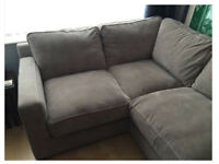 Corner Sofa Harveys Sydney Range Taupe