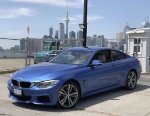 2014 BMW 435i Fully Loaded - Short Lease takeover