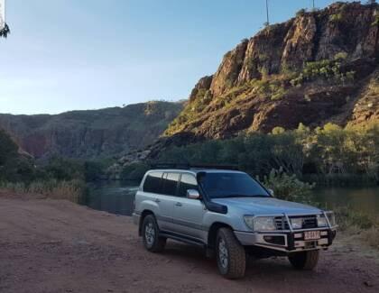 Toyota Landcruiser Sahara HDJ 100 4.2L 4 door wagon Darwin City Preview