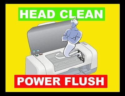 Epson & Canon Printer Printhead Print Head Cleaner Kit : Unblock Clogged Nozzles