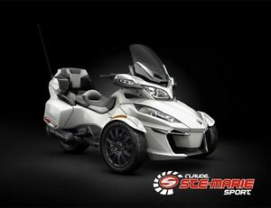 2016 can-am Spyder RT-S SM6 -