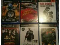 20 x PS2 games