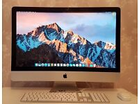 "Boxed 27"" iMac with latest macOs Sierra,16GB RAM"