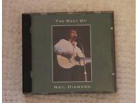 CD BEST OF NEIL DIAMOND 3 discs