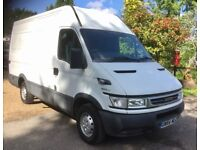 Iveco daily mwb 35s12 2005