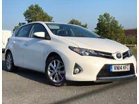 Toyota Auris Diesel **Toyota Warranty**