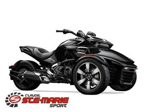 2015 can-am Spyder  F3-S SE6 -