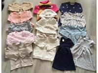 Bundle of clothes 12 to 18 months