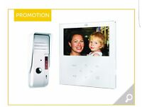 Video intercom doorbell
