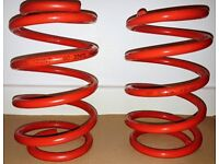 Vauxhall Astra G (MK4) Lowering Springs (Extra Low)