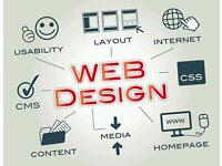 PROFESSIONAL WEB DESIGN!! OWN A PERSONAL/BUSINESS WEBSITE | E-COMMERCE|&HOSTING