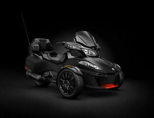 2016 can-am Spyder RT-S SE6 $83.72/week (120 months@7.99%) + tx