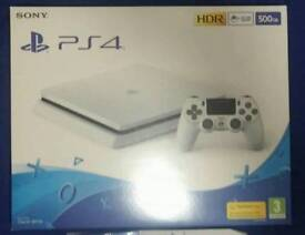 ***sealed brand new ps4***