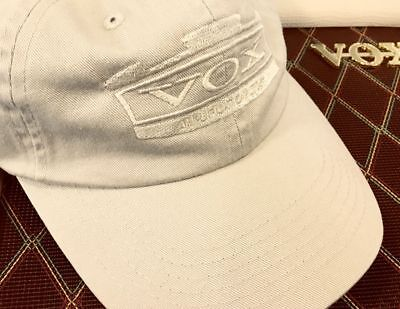 Vox Amplification Base Ball Cap with embroidered logo
