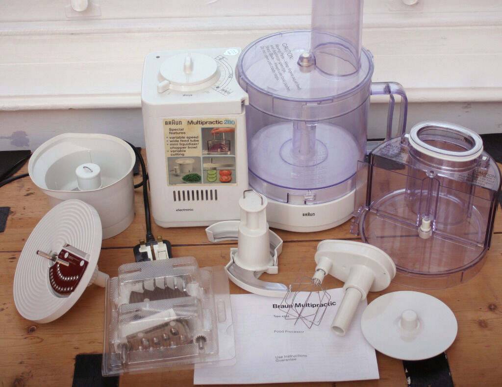 Braun Multipractic Food Processor Uk