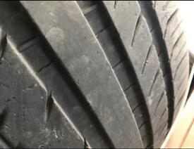 275/45/20 MICHELIN LATITUDE TYRE WITH 5.5MM TREAD ONLY £50!!!