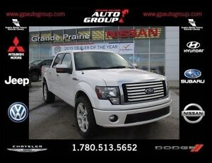 2011 Ford F-150 LARIAT LIMITED | NAVIGATION | SUNROOF