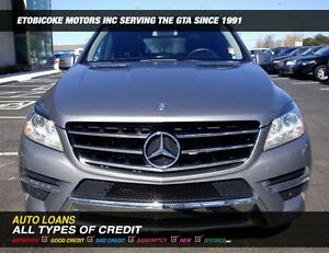 2013 Mercedes-Benz M-Class ML-350 BLUETEC / NAVI / BACK-UP CAM /