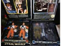 Bundle of various 12 inch star wars figures