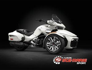 2016 can-am Spyder F3 SE6 Limited -