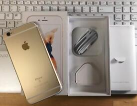!! LIKE NEW IPHONE 6S 128GB in GOLD !!