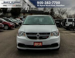 2016 Dodge Grand Caravan SE CANADA VALUE PACKAGE, STOW N GO, TIN