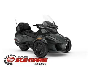 2018 Can-Am Spyder RT SE6 Limited -