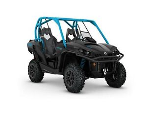 2016 can-am Commander 1000 XT $50.44/week (120 months@7.99%) + t