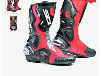 Sidi motorcycle boots Reduced