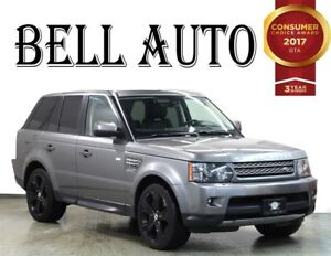 2011 Land Rover Range Rover SUPERCHARGED NAVIGATION LEATHER