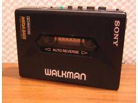 Classic Iconic Sony Walkman