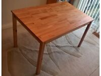 * * * Solid Pine Dining Room Table - Table only * * *