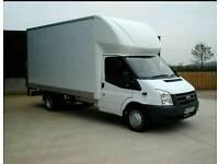 Man and Van services 20£p/h, Luton Van,