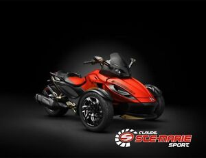 2016 can-am Spyder RS-S SM5 -