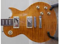 Vintage V100 AFD Paradise Guitar