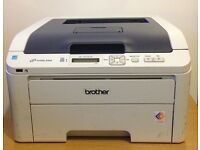 Brother HL-3070CW Wireless LED Network Printer - Colour