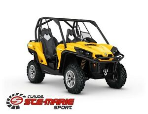2017 Can-Am Commander 1000 XT -