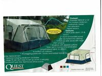 Porch Awning Quest Romany 300cm