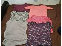 New Look Maternity clothes bundle size 14