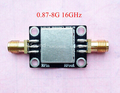 Frequency Doubler Multiplier 0.87-8g 16ghz Frequency Multiplier