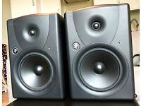 Mackie MR8 Studio Monitors