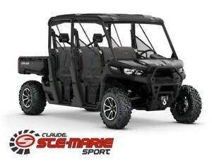 2018 Can-Am Defender Defender Max Lone Star HD10