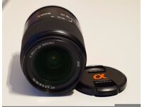 Sony DT 18-70mm f/3.5-5.6 Lens (EXCELLENT CONDITION!)