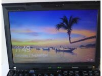 Lenovo ThinkPad X201 Core i5 540M, 2.53GHz 4GB RAM 1TB Windows 10 Pro Refurbished