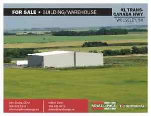 REDUCED! 1 Bruce Saunders Way -Commercial Property in Wolseley!