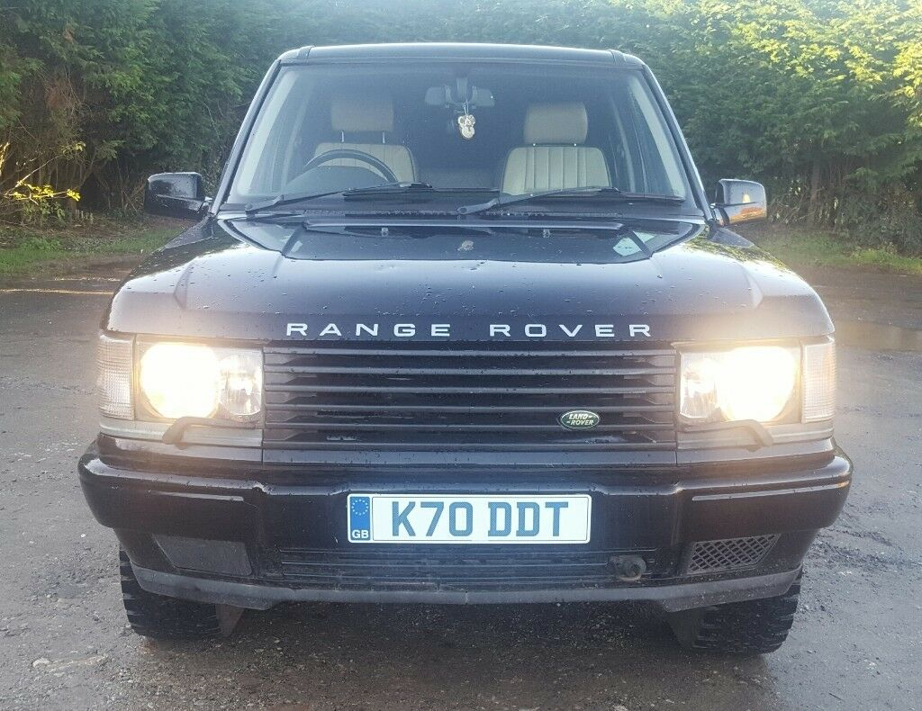 Range Rover P38 Dhse Top Model Fully Loaded In York North 2000 P 38