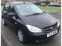 2007 Hyundai Getz 1.1 5 Door long mot